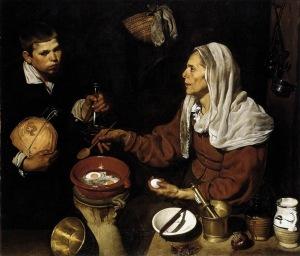 Velha_fritando_ovos_Diego_Velázquez